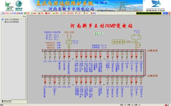 lt-b200 变电站直流电源远程维护系统